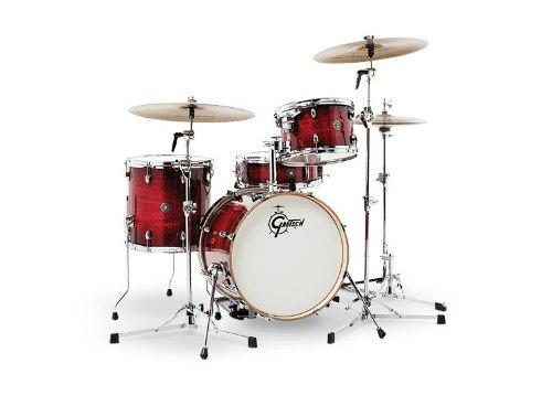 Bateria Gretsch S/stands Catalina. Club Jazz 4pcs Shell Pack