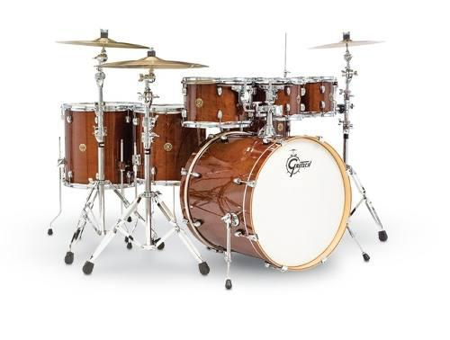 Bateria Gretsch S/stands Catalina. Maple 7 Pz Shell Pack