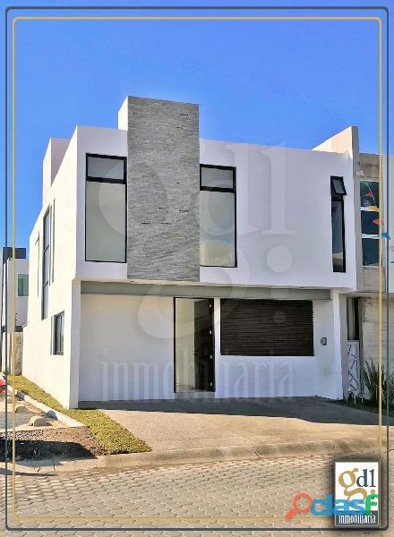 Casa nueva en Casa Fuerte $9,800.