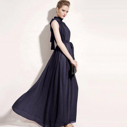 Hermoso Vestido Moda Asiatica Largo Envio Inmediato