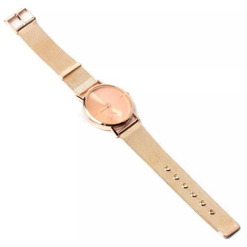 Reloj Pulsera Analogico Mujer Acero Inoxidable Varios Moda