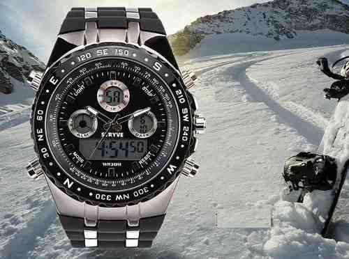 Relojes Hombre Nuevo Stryve Militar Navy Seal Sport Analogo