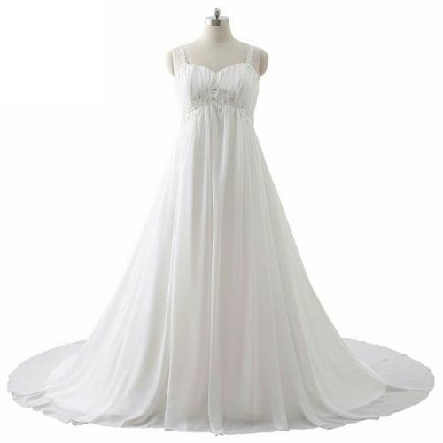 Vestido De Novia Talla Normal Y Extra Envio Gratis ! W-26283