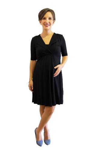 Vestido Roma Corto De Maternidad Y Lactancia