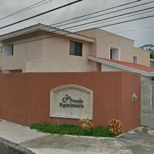 Casa en Renta en Privada Renacimiento, Col Montereal,
