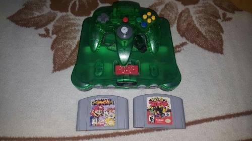 Consola Jungle De N64