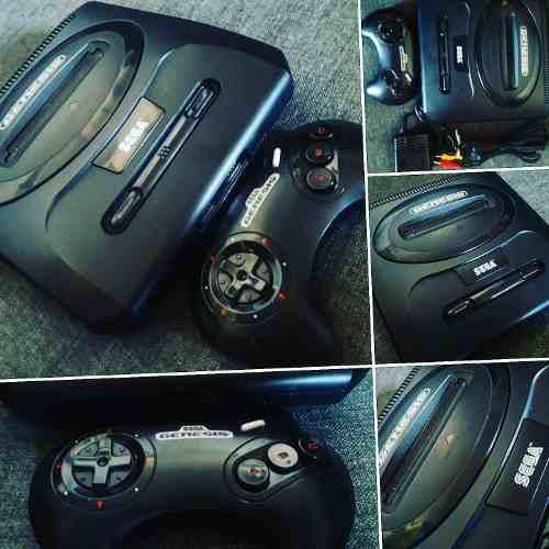 Consola Sega Genesis 2