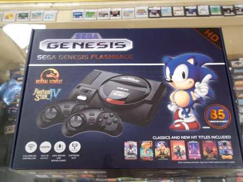 Consola Sega Genesis Flashback Hd