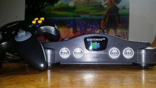 Nintendo 64 En Excelente Estado.