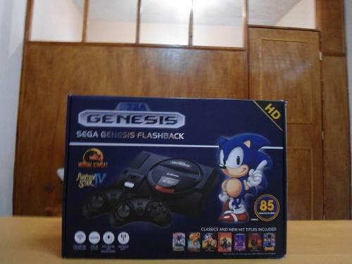 Sega Genesis Flashback Con 85 Juegos