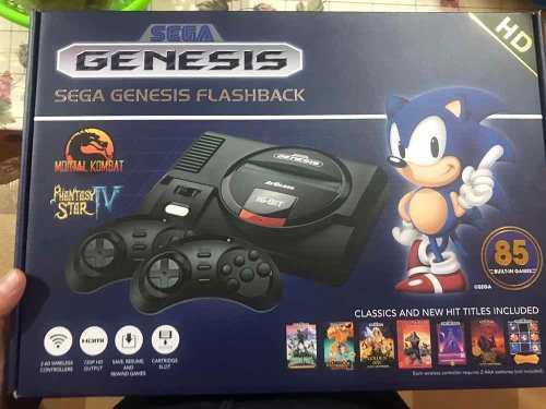 Sega Génesis Flashback