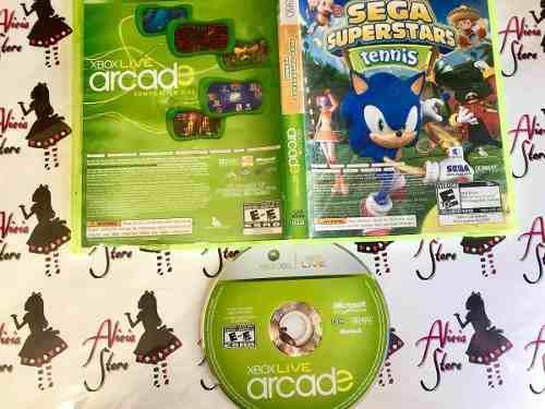 Sega Super Star Para Xbox 360