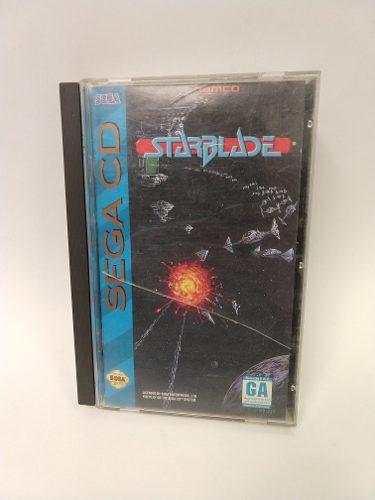 Starblade Sega Cd Original Y Funcionando Garantizado!!!