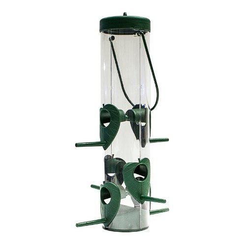 Alimentador Semillas Para Aves Canarios 600gr Cód Fl9237