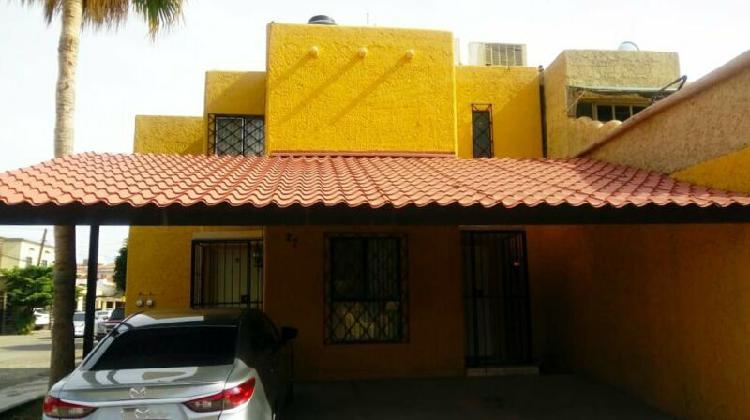 Departamento en renta en Colonia Santa Fe en Hermosillo,