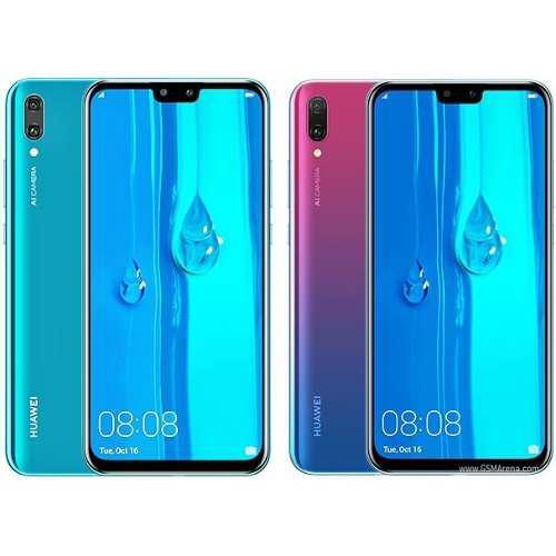 Funda Protector Uso Rudo Clip Huawei Y9 2019 C/envio Calidad