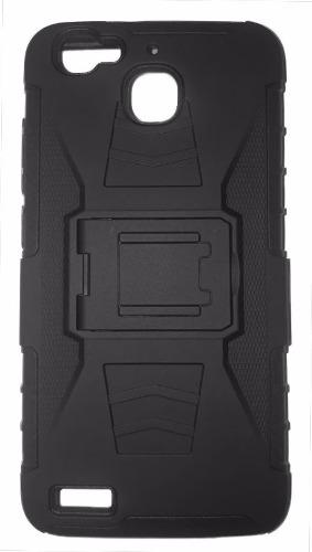 Huawei Gr3 L13 Funda Protector Uso Rudo Clip Tipo Survivor