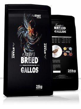Super Breed Gallos Etapa Inicio 25kg