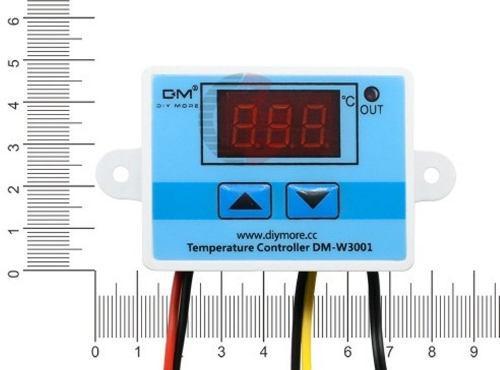 Termostato Control De Temperatura Para Incubadoras