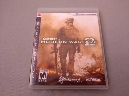 Call Of Duty Modern Warfare 2 Original Para Ps3