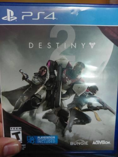 Juego Ps4 Destiny 2 Usado En Excelente Estado, Envio Gratis