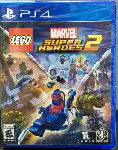 Lego Marvel Super Heroes 2.-ps4