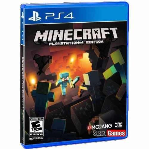 Minecraft::.. Para Playstation 4 En Start Games