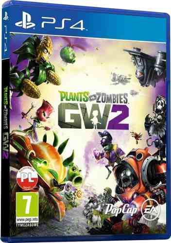 Plantas Vs Zombies Gw2 2 Para Ps4: Bsg