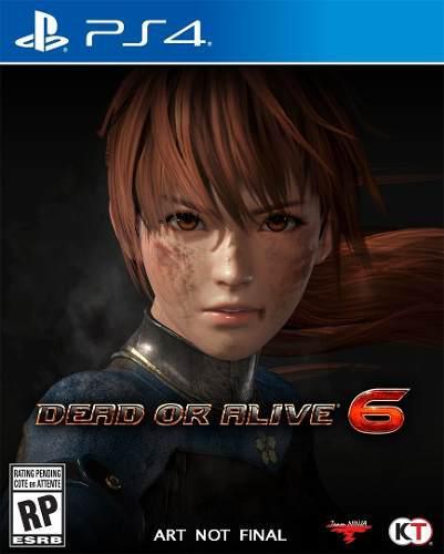 Ps4 Dead Or Alive 6 + Bonus. Fun Labs.
