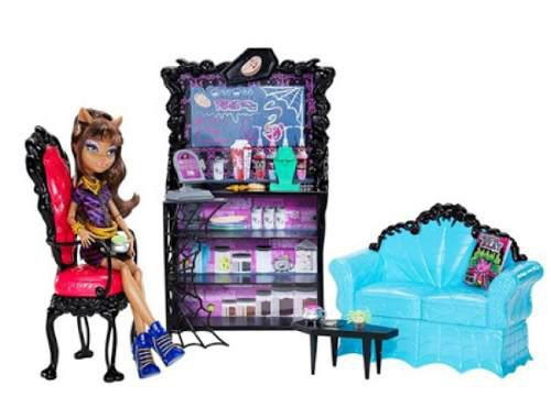 Coffin Bean Monster High Muñecas Clawdeen Envío Gratis
