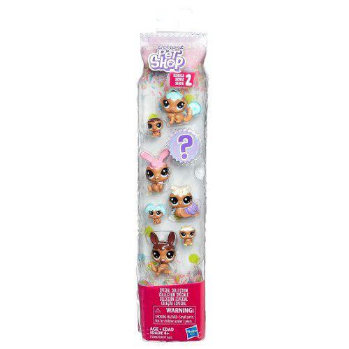 Colección Especial Littlest Pet Shop 3 Assortment Hasbro