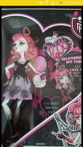 Cupido Monster High Nueva En Caja