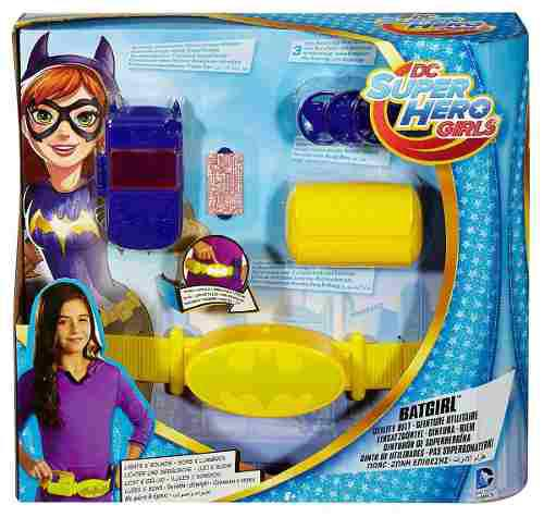 Dc Super Hero Girls Cinturon De Bat Girl