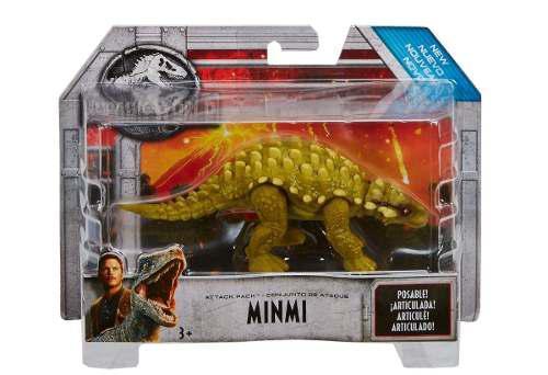 Dinosaurio Minmi Jurassic World