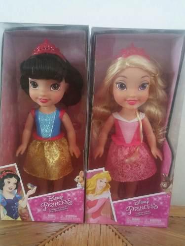 Disney Princesa Blanca Nievebella Figura Muñeca Envio