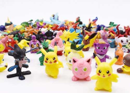 Excelente Colección 24 Figuras De Pokemon + Envio Gratis