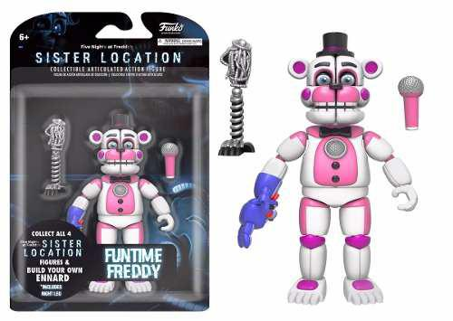 Five Nights At Freddys Funtime Freddy Sister Location 2017