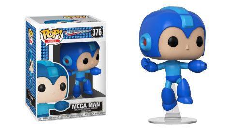 Funko Pop Games - Megaman Mega Man Jumping Brincando (1)