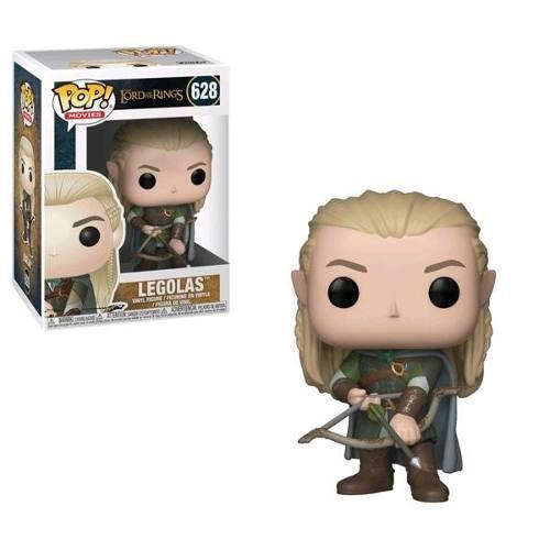 Funko Pop Lord Of The Rings Legolas 628 Señor De Los