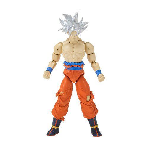 Goku Ultra Instinto Esfera Dragon Ball Figura Accion Juguete