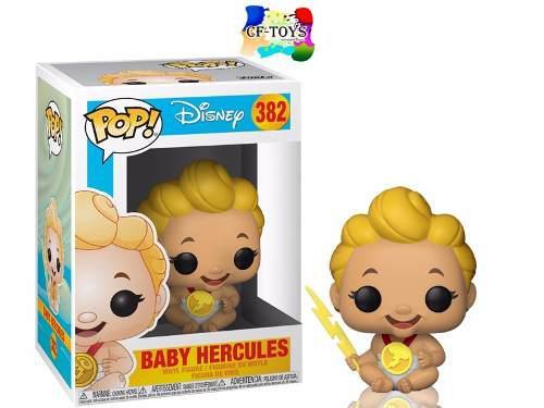 Hercules Bebe Rayo Funko Pop Pelicula Disney Oferta Cf