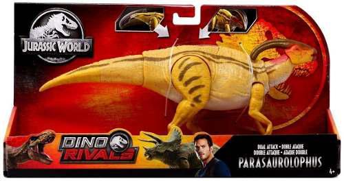 Jurassic World Parasaurolophus Dino Rivals