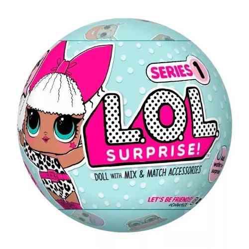Lol Surprise 1 Muñeca Lol Serie 1 Edicion Unica En Oferta
