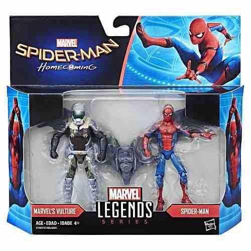 Marvel Legends Spider-man 2 Pack Spider-man & Vulture