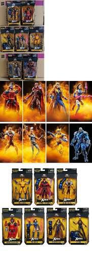 Marvel Legends X-men Apocalypse 7 Figuras Envio Gratis Ofert
