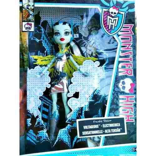 Monster High Electrochica Nueva Sellada Original Hm4