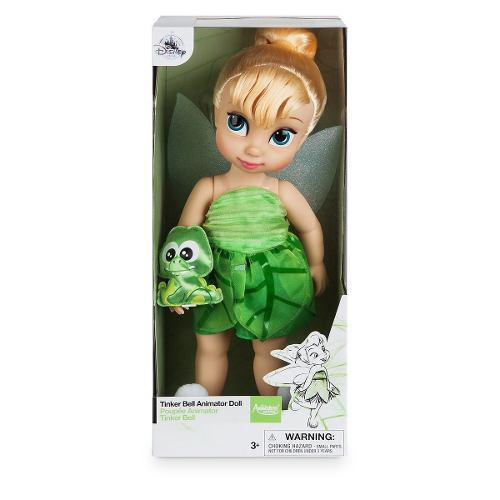 Muñeca Campanita Tinker Bell Disney Animator