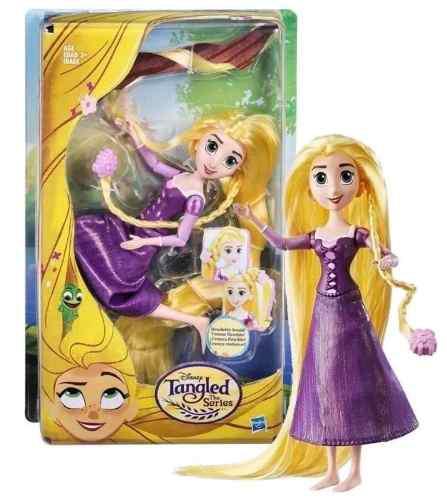 Muñeca Rapunzel Serie Enredados Disney Princesas Hasbro