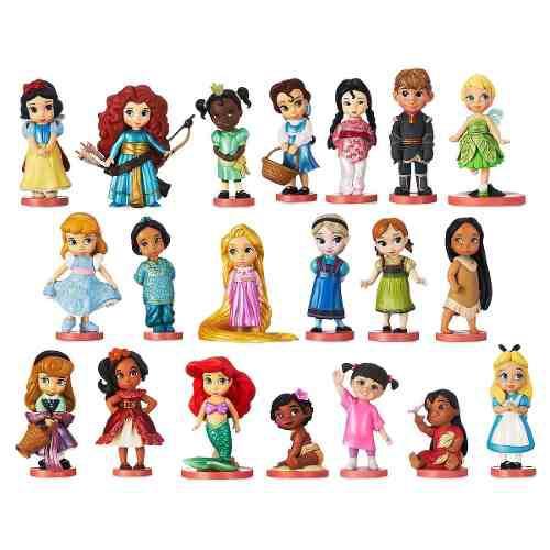 Princesas De Disney Edición Animators 20 Piezas Original