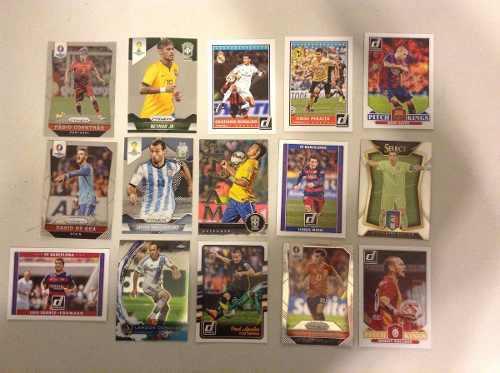500 Tarjetas Diferentes De Futbol Soccer